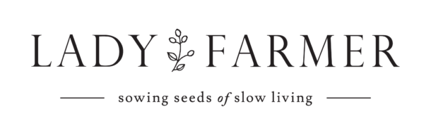 Guest Speaker for Lady Farmer Webinar Series