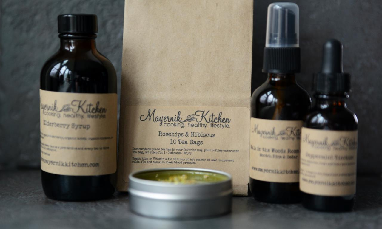 Holistic Homemade Subscription Box - Mayernik Kitchen