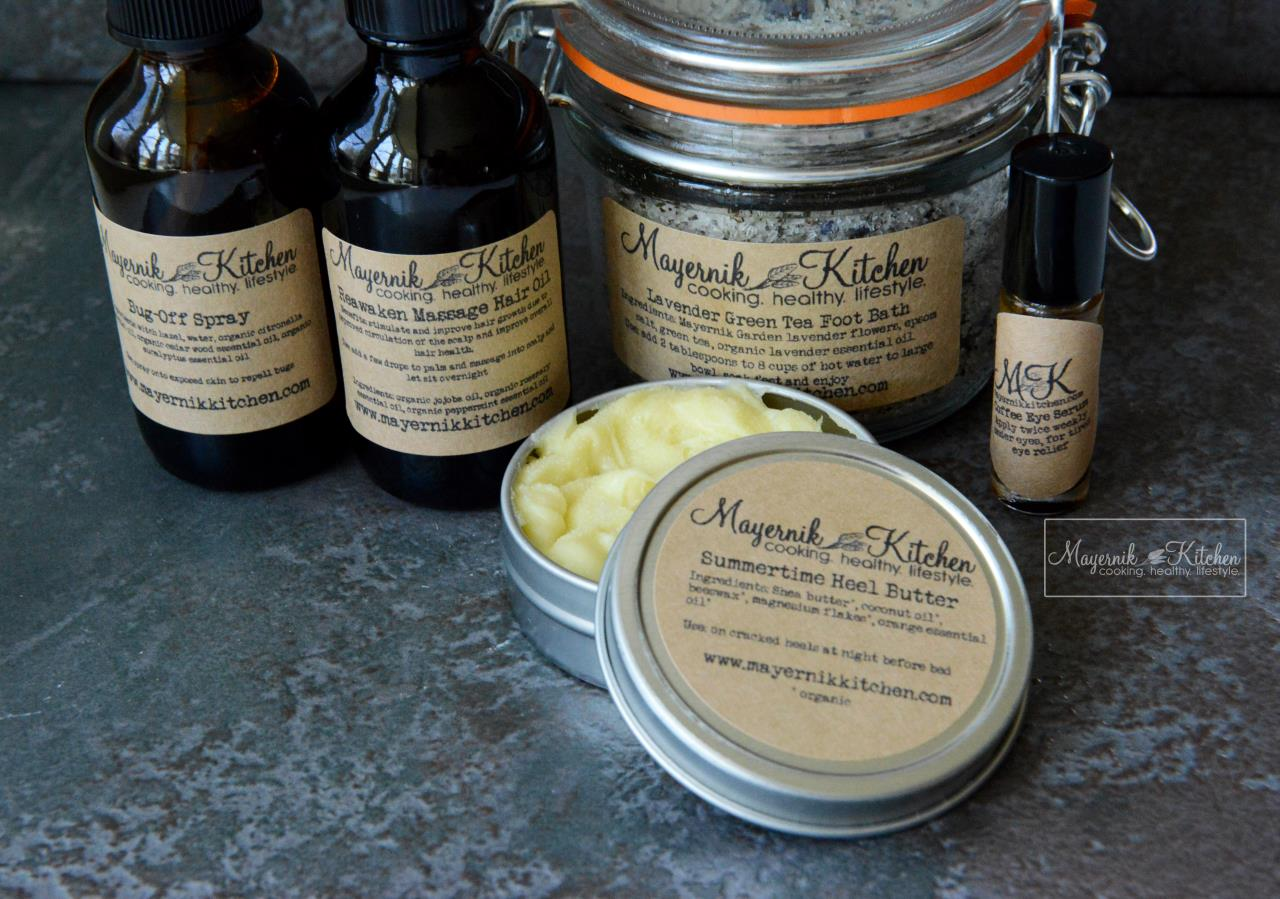 April Out of the Woods Apothecary Box - Mayernik Kitchen