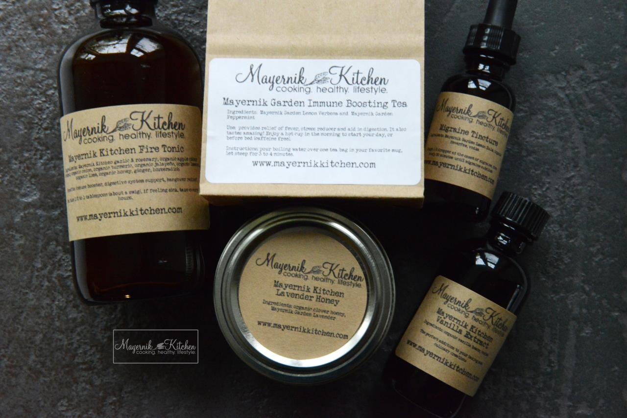 May Out of the Woods Apothecary Box