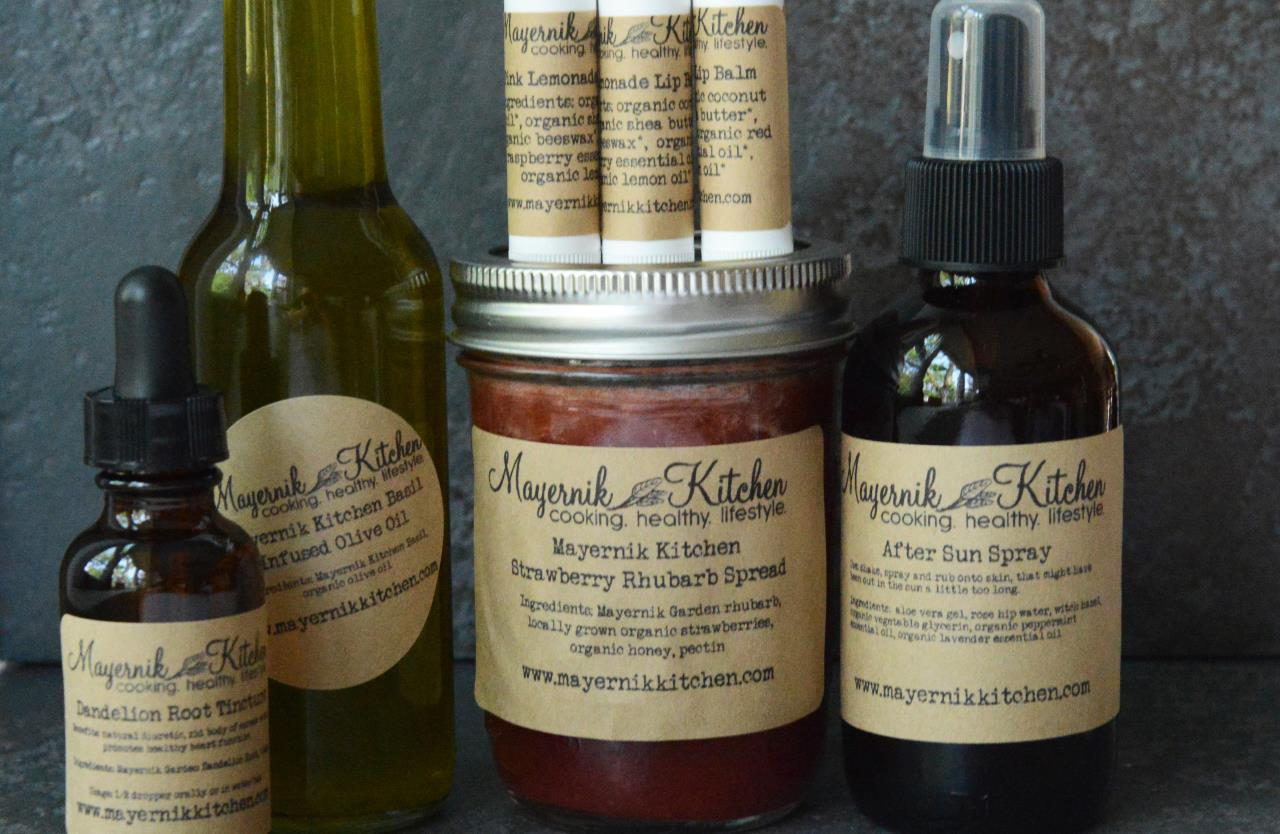 July Out of the Woods Apothecary Box - Mayernik Kitchen