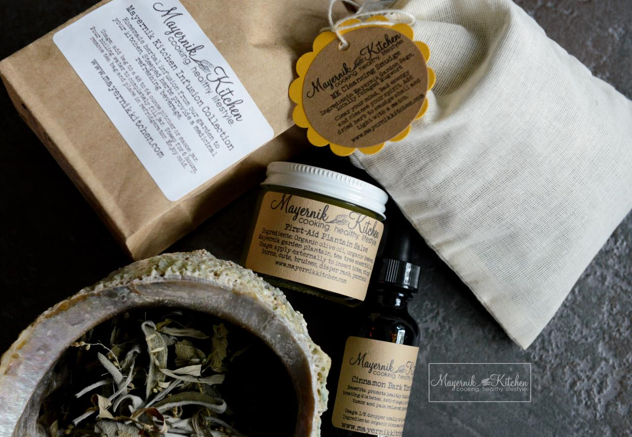 September Out of the Woods Apothecary Box - Mayernik Kitchen
