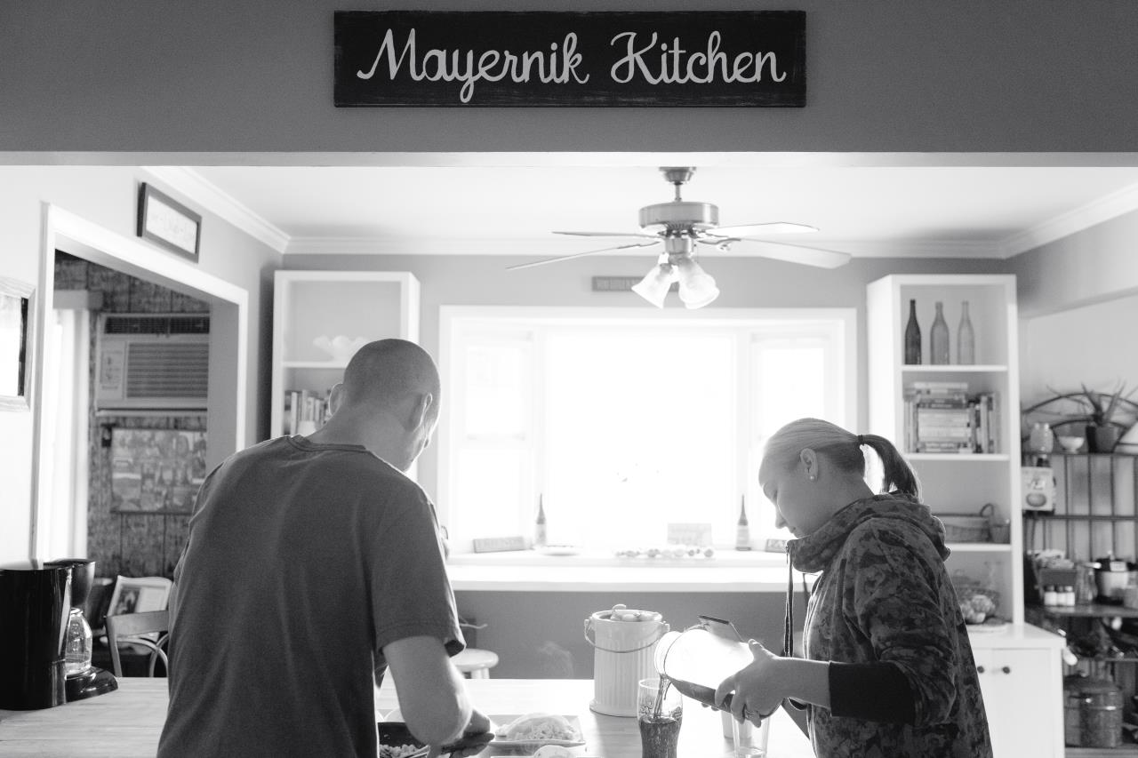 Meet the Mayernik's - Northern New Jersey