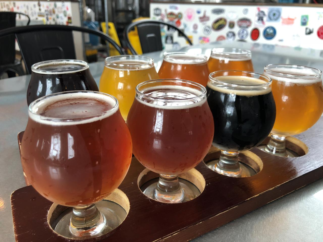 MKUntapped - Czig Meister Brewing, Man Skirt Brewing & Jersey Girl Brewing