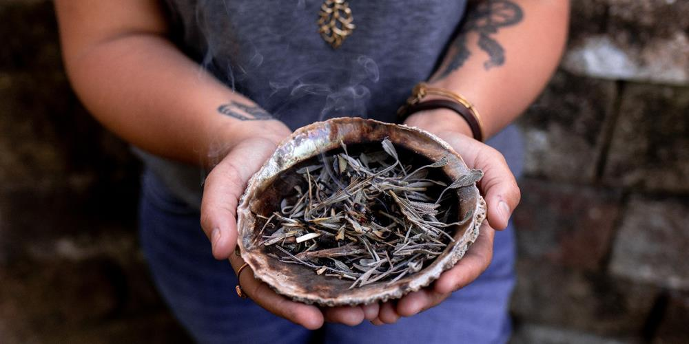 How & Why You Should Burn Herbs