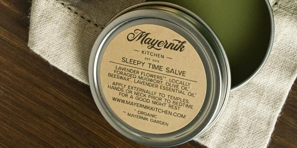 Can a Salve Help as a Sleep Aid?
