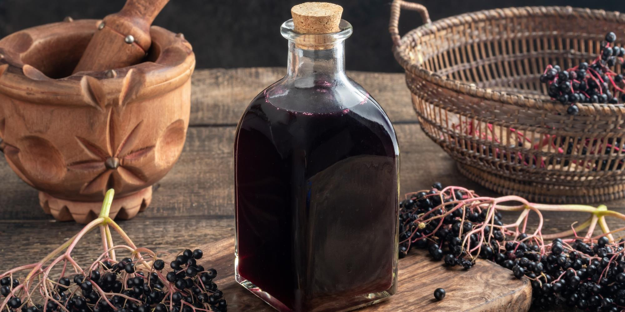 Does Elderberry Syrup help boost immunity?