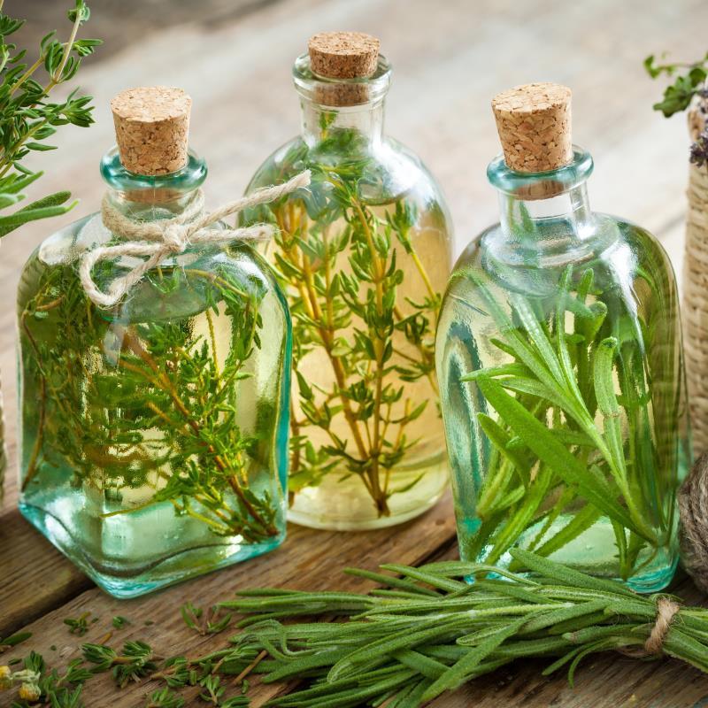 Infused Herbal Vinegar Workshop