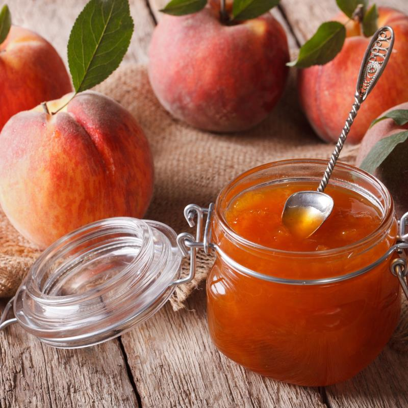Peach Jam Making Workshop