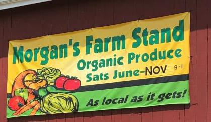 Morgan's Farm & Museum