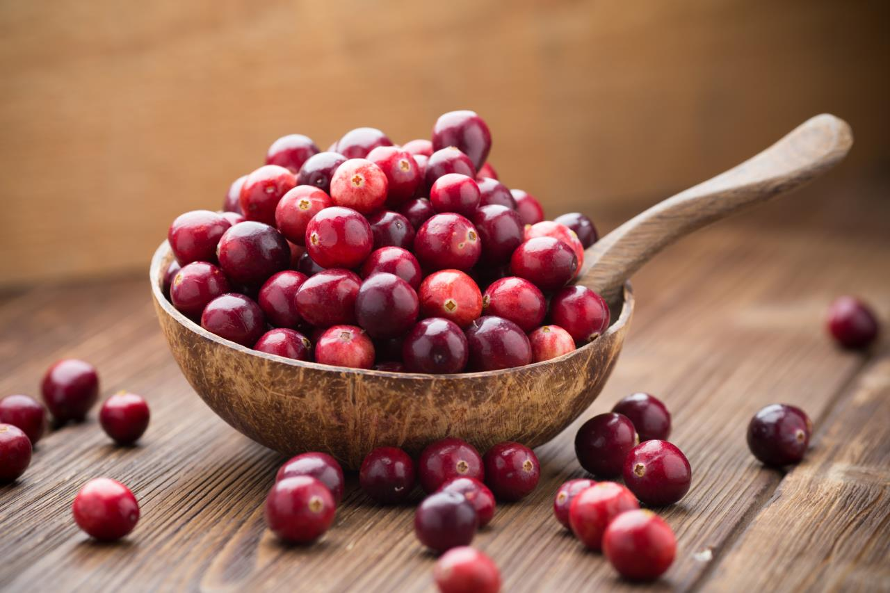 Cranberries - Powerhouse Food - Mayernik Kitchen
