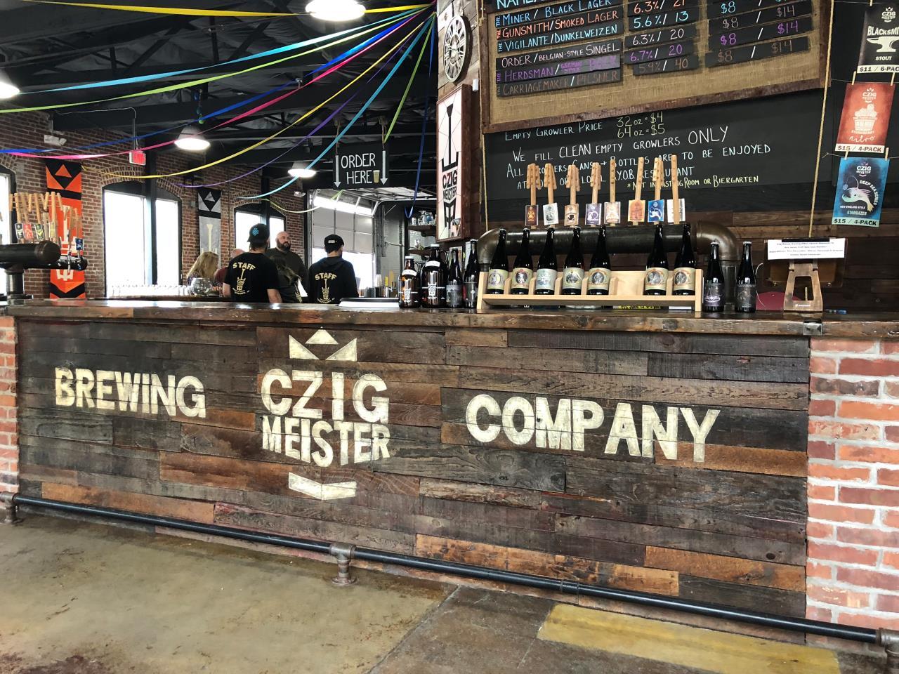 Czig Meister Brewing Company - Beer Tasting - mkuntapped