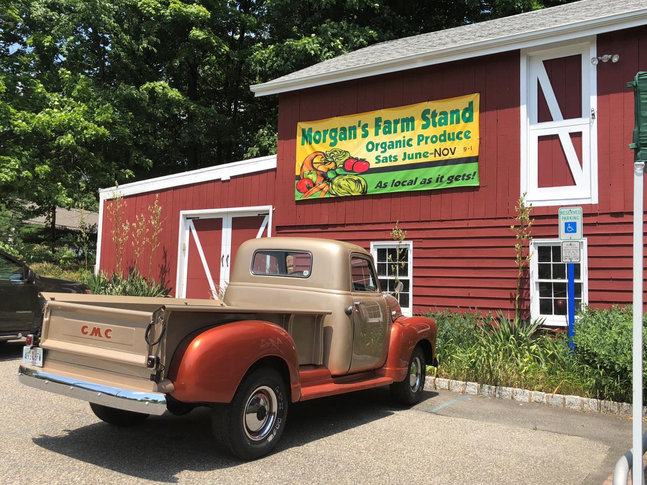 Morgan's Farm - Cedar Grove - Organic Farm