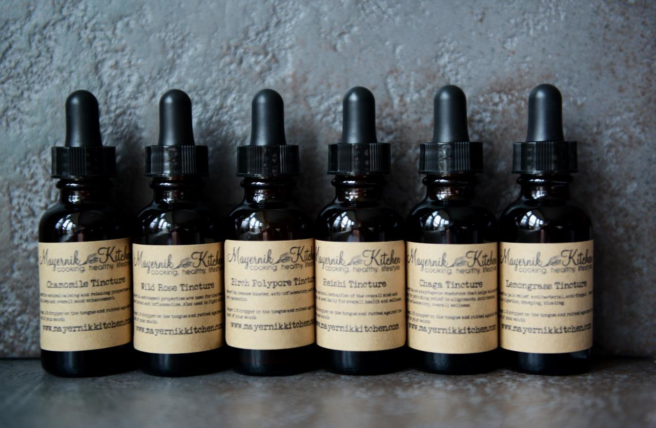 Mayernik Kitchen Market - Tinctures - Homemade