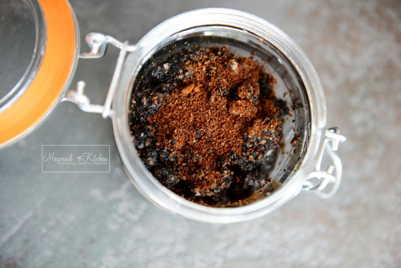 Organic Coconut Sugar Coffee Scrub - Mayernik Kitchen