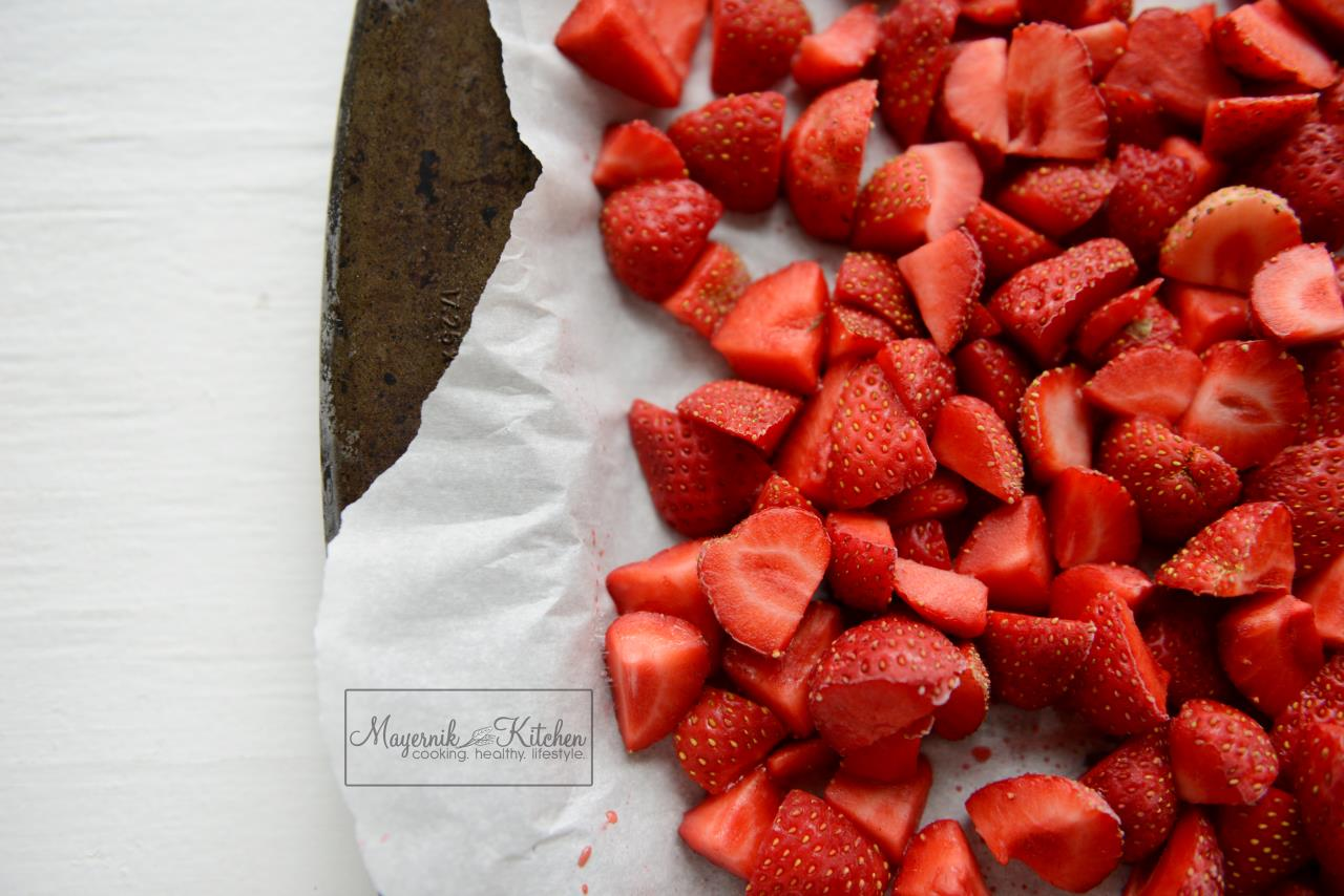 Strawberries - Food Photography - Mayernik Kitchen