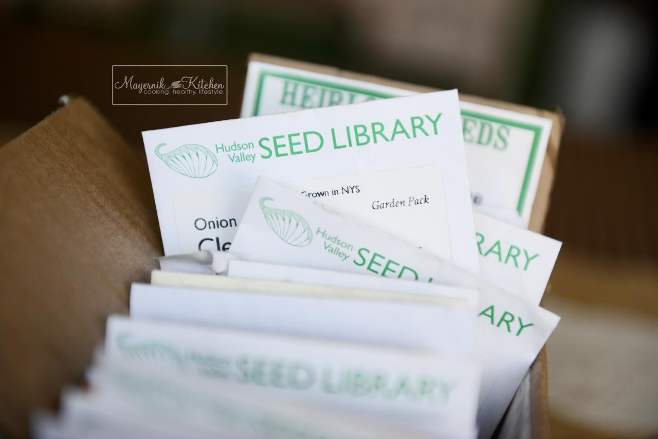 Seed Collection - Hudson Valley Seed Library - Mayernik Garden