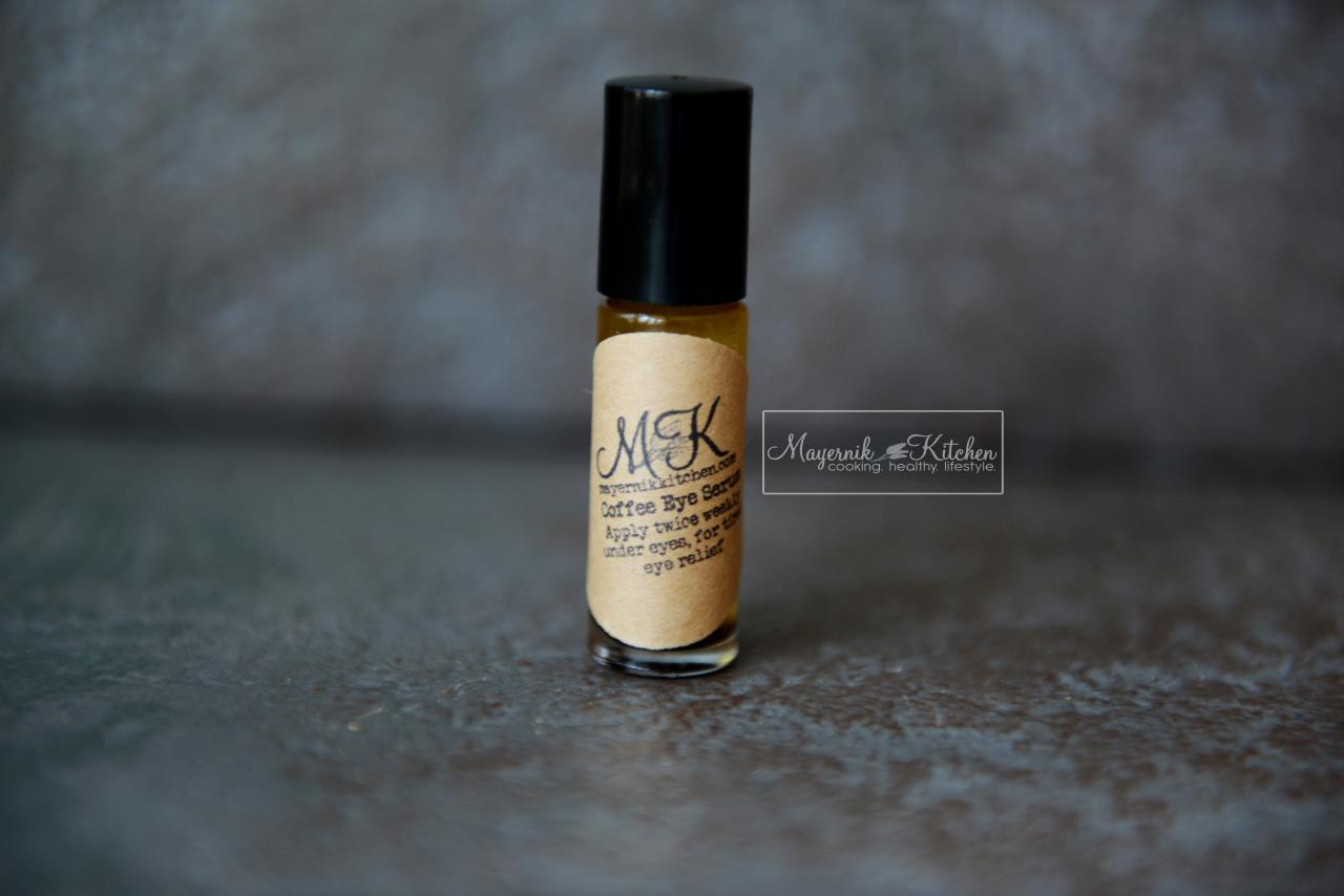 Coffee Eye Serum - Mayernik Kitchen