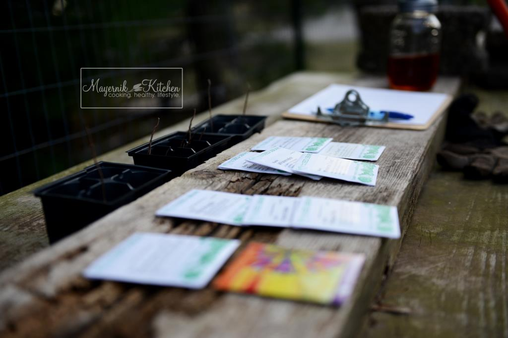 Hudson Valley Seed Library Packs - Mayernik Garden