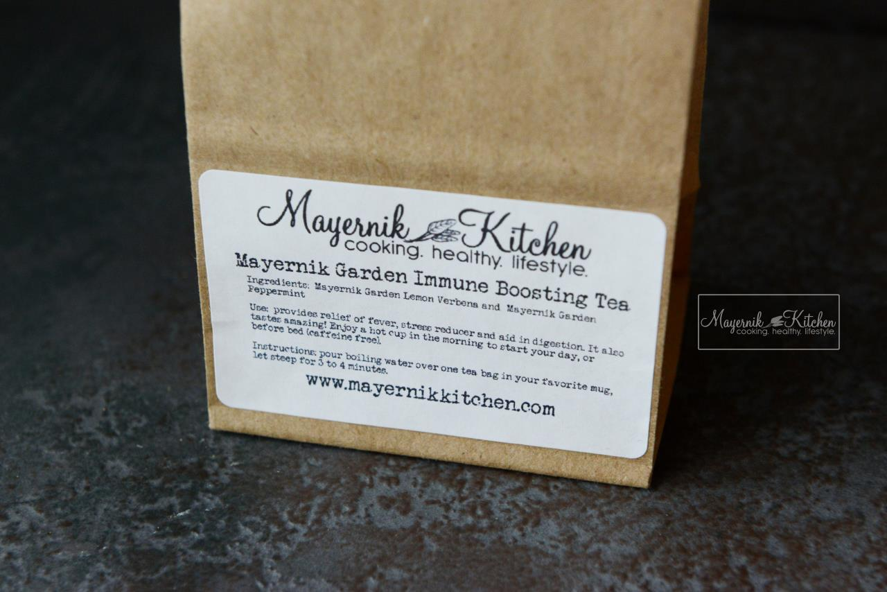 Mayernik Kitchen Immune Boosting Tea - New Jersey