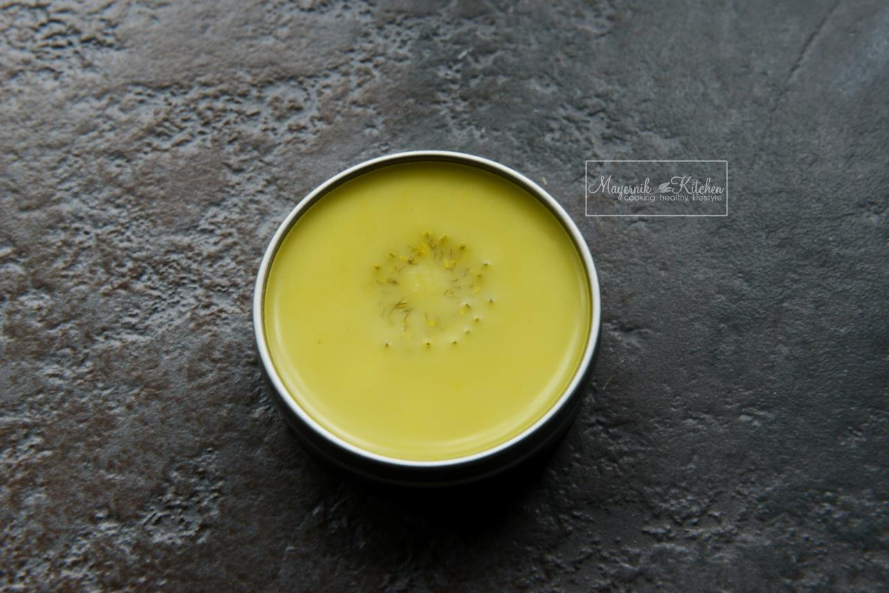 Homemade Dandelion Salve - Mayernik Kitchen