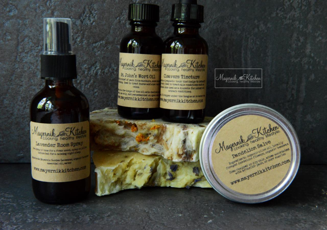 June Out of the Woods Apothecary Box - Mayernik Kitchen