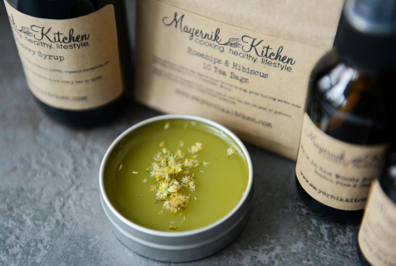 Holistic Homemade Apothecary Subscription Box - Mayernik Kitchen