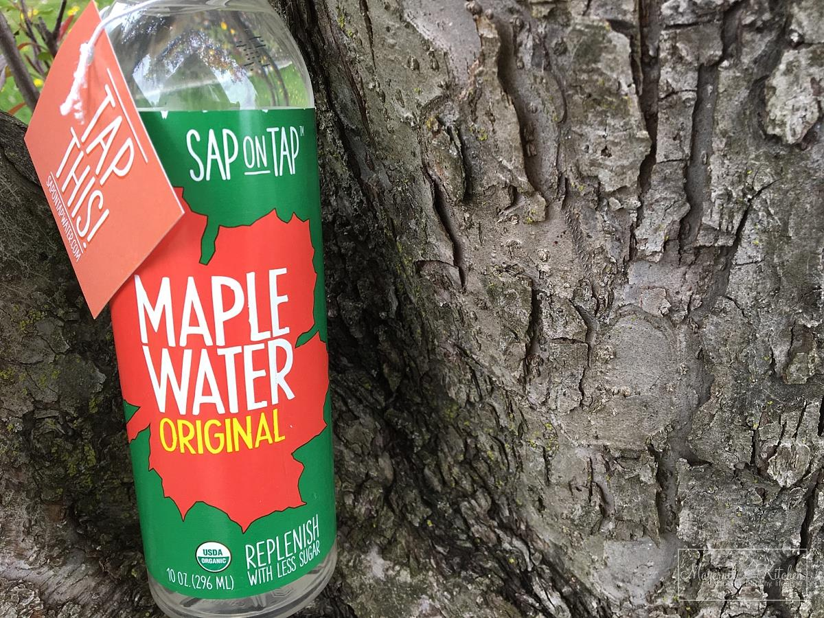Local Maple Water - Sap on Tap - New Jersey Tasting