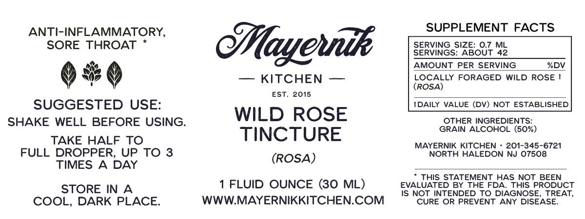 Wild Rose Tincture