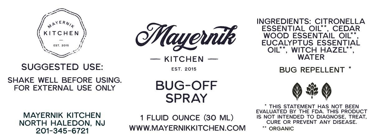 Bug-Off Spray