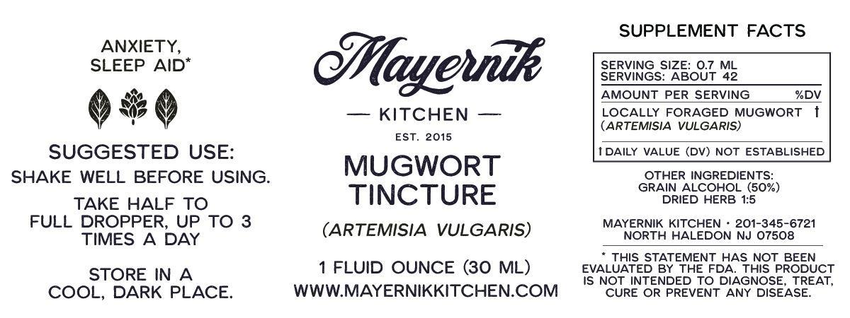Mugwort Tincture