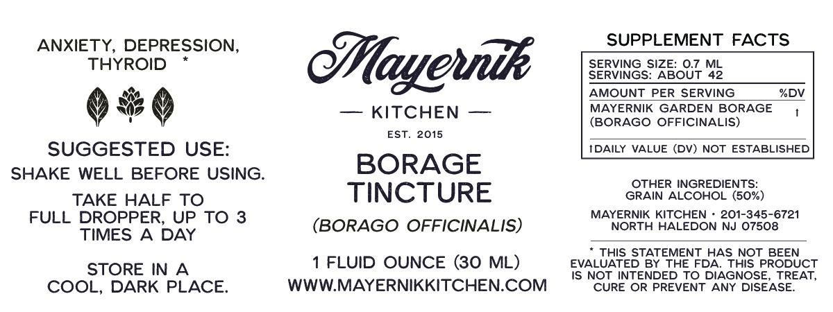 Borage Tincture