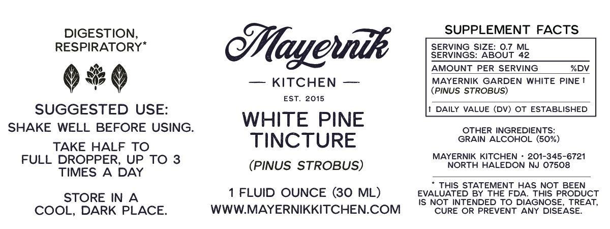 White Pine Tincture