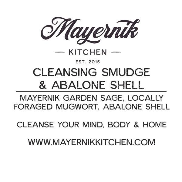 Cleansing Smudge & Abalone Shell