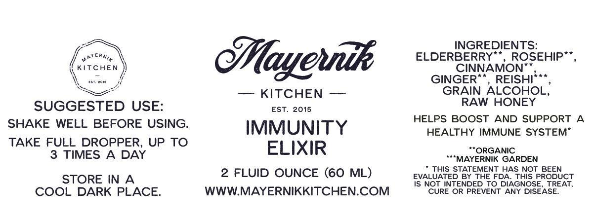 Immunity Elixir