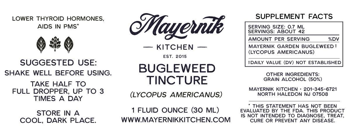 Bugleweed Tincture