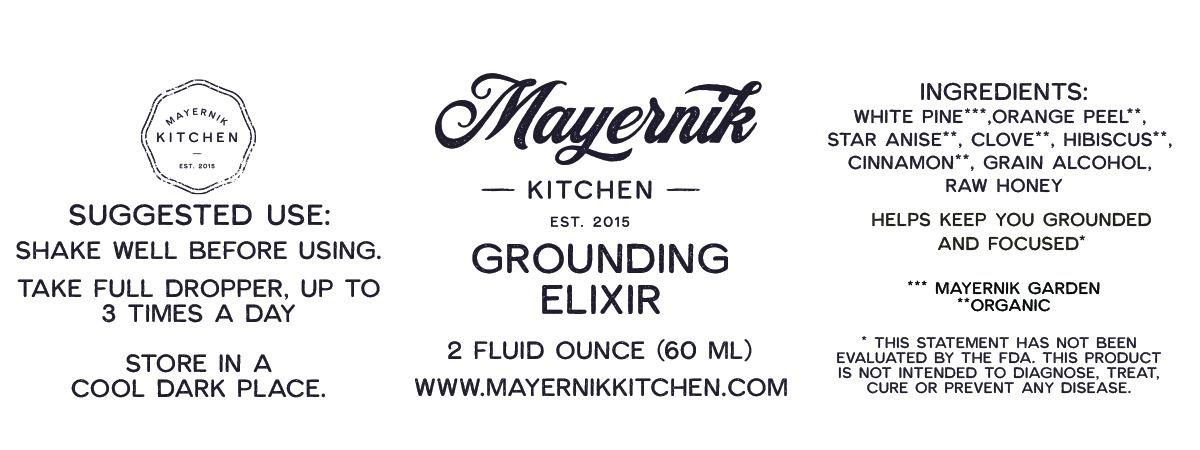 Grounding Elixir