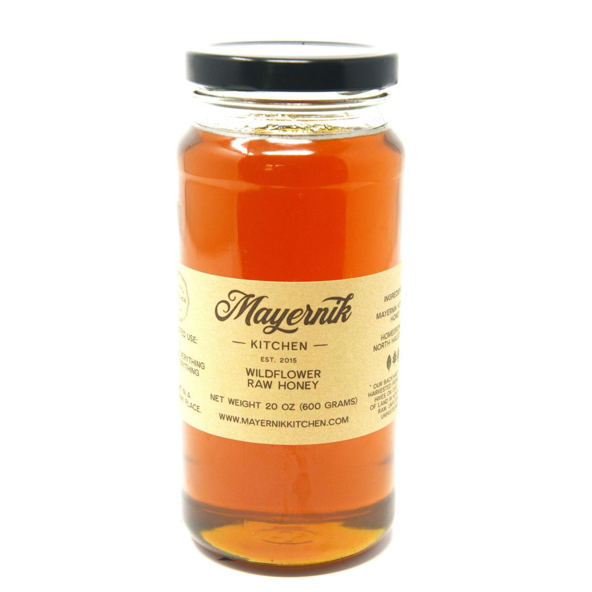 Mayernik Kitchen Honey